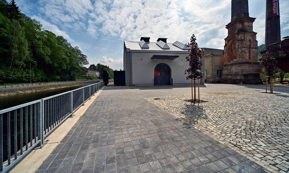 Projekt Kovárna, Železný Brod, RELBY